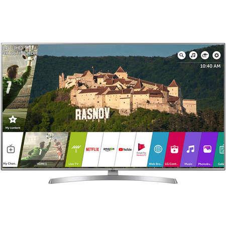 Televizor LG LED Smart TV 65 UK6950PLB 165cm Ultra HD 4K Silver
