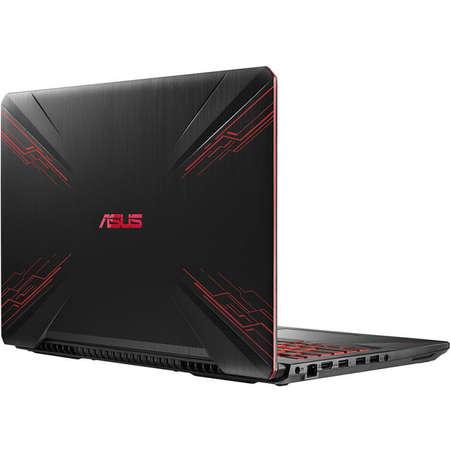 Laptop Asus TUF FX504GE-E4059 15.6 inch FHD Intel Core i7-8750H 8GB DDR4 1TB HDD nVidia GeForce GTX 1050 Ti 4GB Black