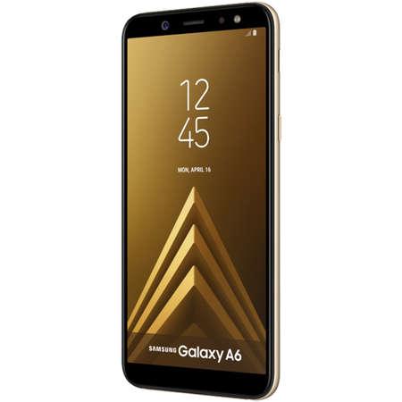 Smartphone Samsung Galaxy A6 2018 A600GD 32GB 3GB RAM 4G Gold