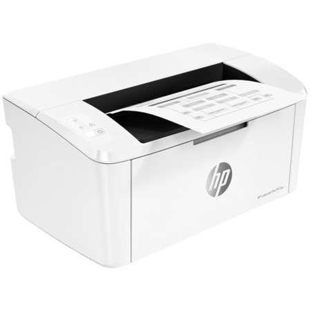 Imprimanta laser alb-negru HP LaserJet Pro M15w A4 White Wireless