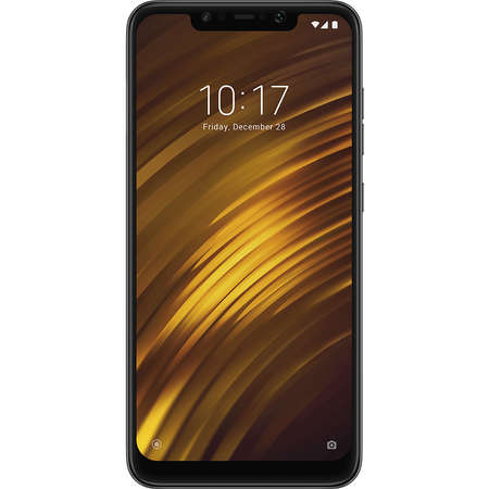 Smartphone Xiaomi Pocophone F1 128GB 6GB RAM Dual Sim 4G Black