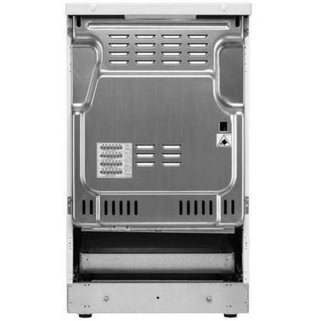 Aragaz mixt Electrolux EKK64982OX 4 arzatoare pe gaz cuptor electric 58 litri Inox