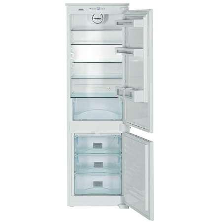 Combina frigorifica Liebherr ICUNS 3324 256 Litri Clasa A++ SuperFrost NoFrost Alb