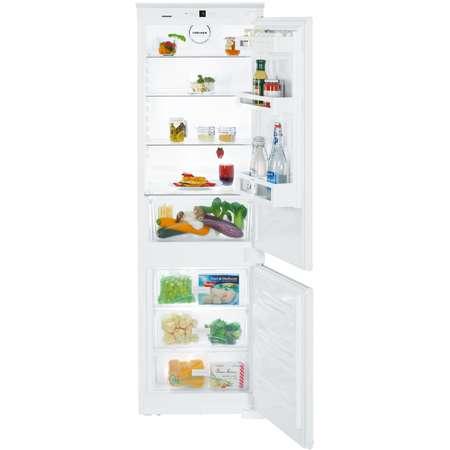 Combina frigorifica Liebherr ICUS 3324 274 Litri Clasa A++ Smart Frost Alb