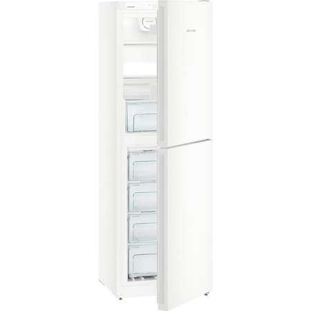 Combina frigorifica Liebherr CN 4213 Gama Comfort 294 litri Clasa A++ NoFrost SuperFrost Alb