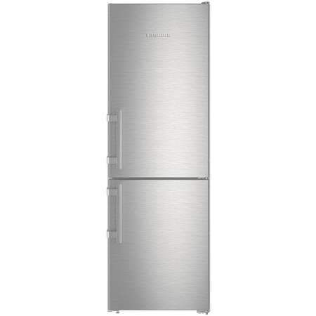Combina frigorifica Liebherr CNef 3515 Gama Comfort 308 litri Clasa A++ SuperFrost Argintiu
