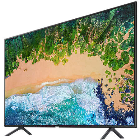 Televizor Samsung LED Smart TV UE75NU7172 75 inch Ultra HD 4K Black