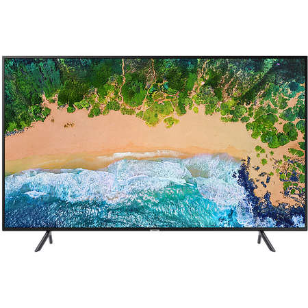 Televizor Samsung LED Smart TV UE55NU7172UXXH 55 inch Ultra HD 4K Black