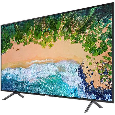 Televizor Samsung LED Smart TV UE55NU7172UXXH 55 inch Ultra HD 4K Black