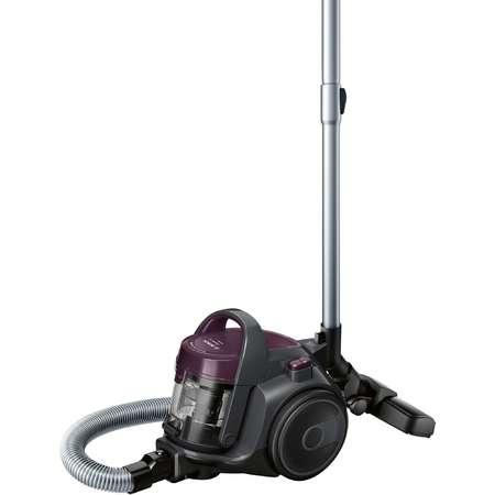 Aspirator fara sac Bosch BGC05AAA1 700W 1.5 Litri Filtru igienic PureAir Easy Clean Negru/Mov