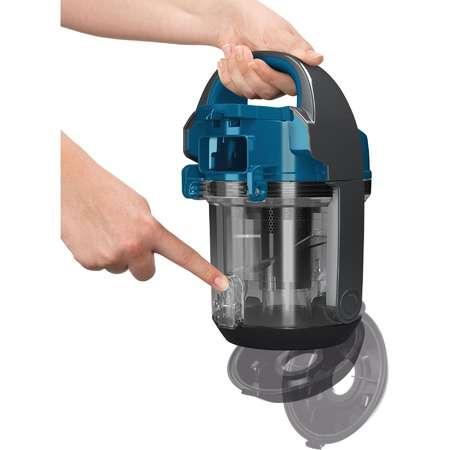 Aspirator fara sac Bosch BGS05A220 700W 1.5 Litri Filtru igienic PureAir Easy Clean Negru/Albastru