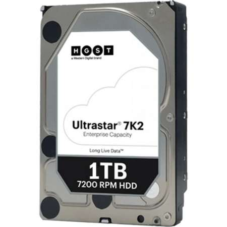 Hard disk Hitachi Ultrastar 7K2 1TB SATA-III 7200 RPM 128MB
