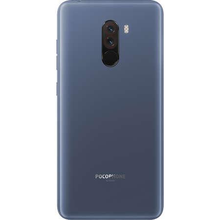 Smartphone Xiaomi Pocophone F1 64GB 6GB RAM Dual Sim 4G Blue