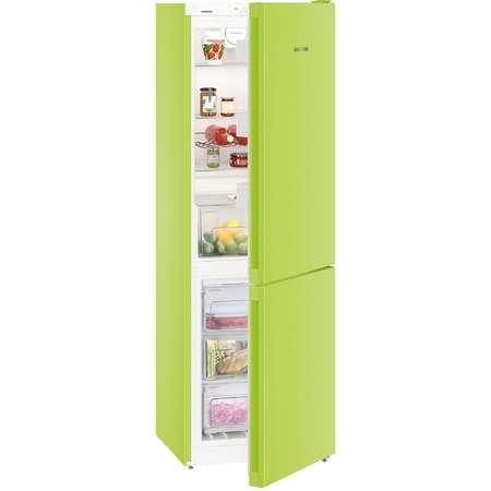 Combina frigorifica Liebherr Gama Confort CNkw 4313 304 litri Clasa A++ NoFrost Verde Kiwi