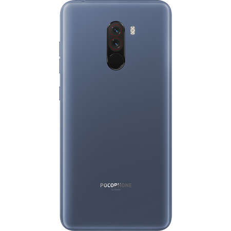 Smartphone Xiaomi Pocophone F1 128GB 6GB RAM Dual Sim 4G Blue