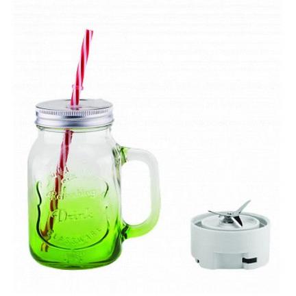 Blender de masa SCARLETT SC-JB146G20 450W 0.6 litri Alb / Verde
