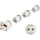 Set Adaptoare prize de calator Hama 44220 White