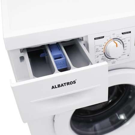Masina de spalat rufe Albatros AWM1272A++ 1200 RPM 7kg Clasa A++ Alb