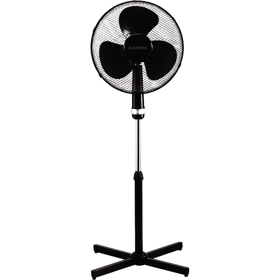 Ventilator cu picior V41B 50W Negru thumbnail