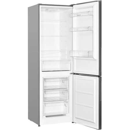 Combina frigorifica Samus SCX390A+ 325 litri Clasa A+ Inox