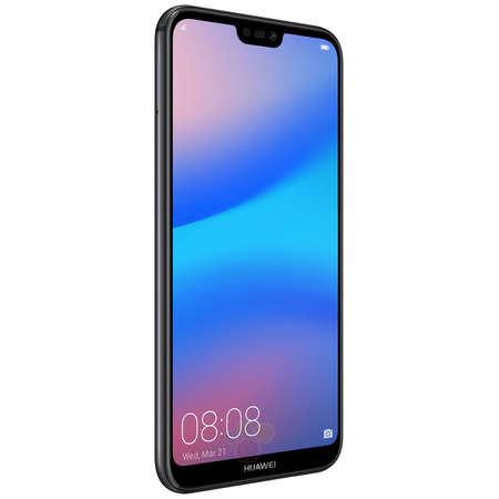 Smartphone Huawei P20 Lite 64GB 4GB RAM Dual Sim LTE 4G Black