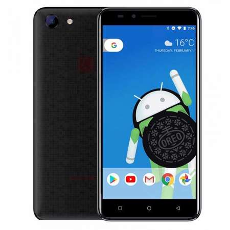 Smartphone Koolnee Rainbow 8GB 1GB RAM 3G Black