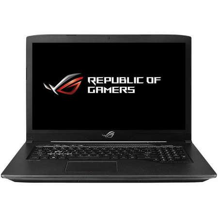 Laptop Asus ROG GL703GE-GC024 17.3 inch FHD Intel Core i7-8750H 8GB DDR4 1TB HDD nVidia Geforce GTX1050 Ti 4GB Black