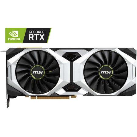 Placa video MSI nVidia GeForce RTX 2080 VENTUS OC 8GB GDDR6 256bit