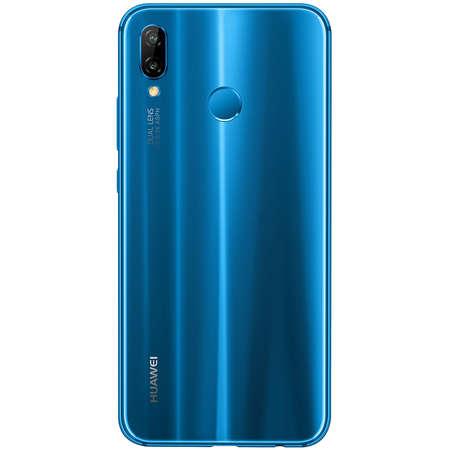 Smartphone Huawei P20 Lite 4GB RAM 64GB LTE Dual Sim 4G Blue