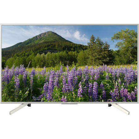 Televizor Sony LED Smart TV KD43 XF7077 109cm Ultra HD 4K Silver