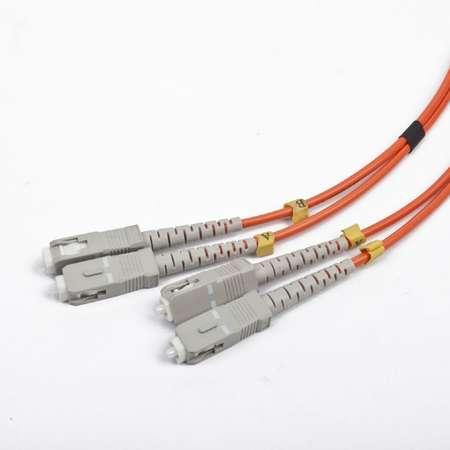 Cablu fibra optica Gembird SC-SC duplex multimode 5m