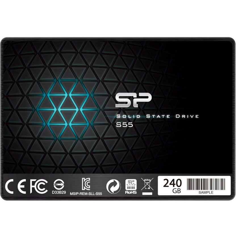 Ssd S55 Series 240gb Sata-iii 2.5 Inch