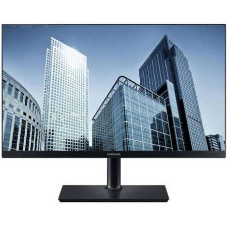 Monitor LED Samsung LS27H850QFUXEN 26.9 inch 4ms Black