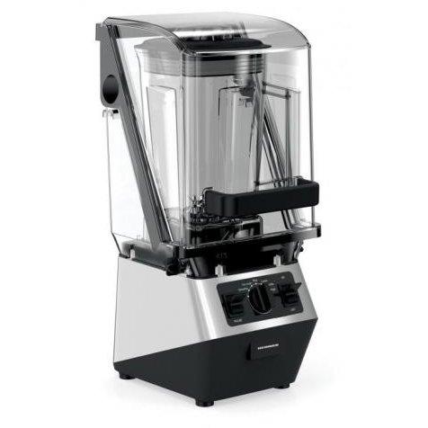 Blender HBL-HS2000SL Silent Mix 2000W 2 litri Negru / Argintiu thumbnail