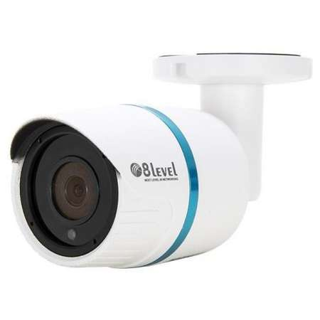 Camera Supraveghere Video IP 8Level IPEB-4MP-28-1 CMOS 4MP IR 20m Alb