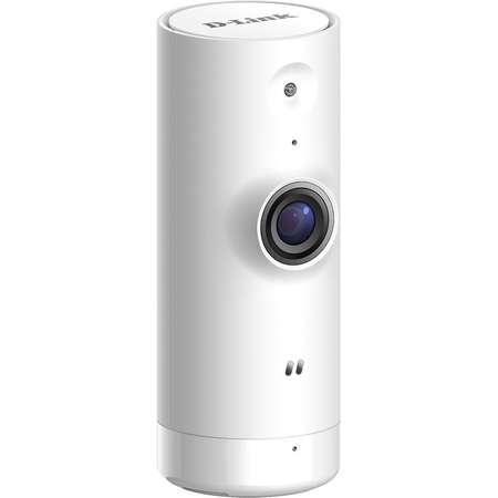 Camera Supraveghere Video IP DLink DCS-8000LH/E Mini HD CMOS 1MP Alb