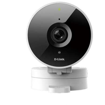 Camera Supraveghere Video IP DLink DCS-8010LH HD CMOS 1MP Negru