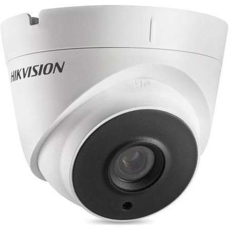 Camera Supraveghere Video Hikvision DS-2CE56C0T-IT1F28 CMOS 1MP Alb