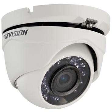 Camera Supraveghere Video Hikvision DS-2CE56C0T-IRMF28 CMOS 1MP Alb