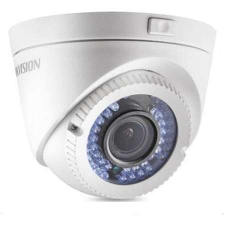 Camera Supraveghere Video Hikvision DS-2CE56C0T-VFIR3F CMOS 1MP Alb