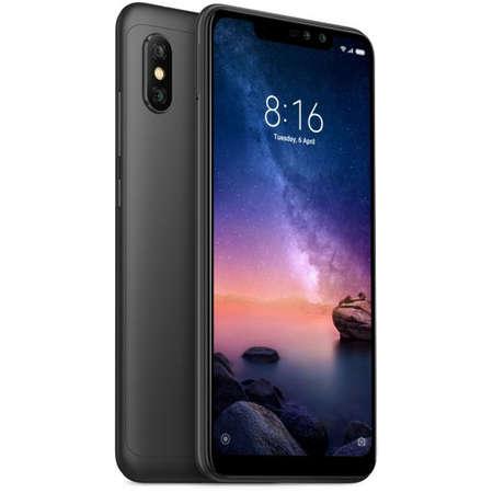 Smartphone Xiaomi Redmi Note 6 Pro 32GB 3GB RAM Dual Sim 4G Black
