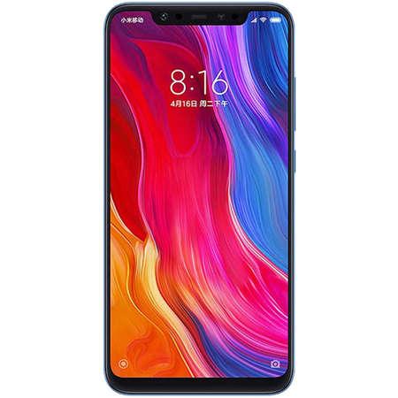 Smartphone Xiaomi Mi 8 64GB 6GB RAM Dual Sim 4G Blue
