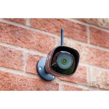 CCTV Smart Home Yale SV-DB4MX-B CMOS IR 30m Wi-Fi Negru