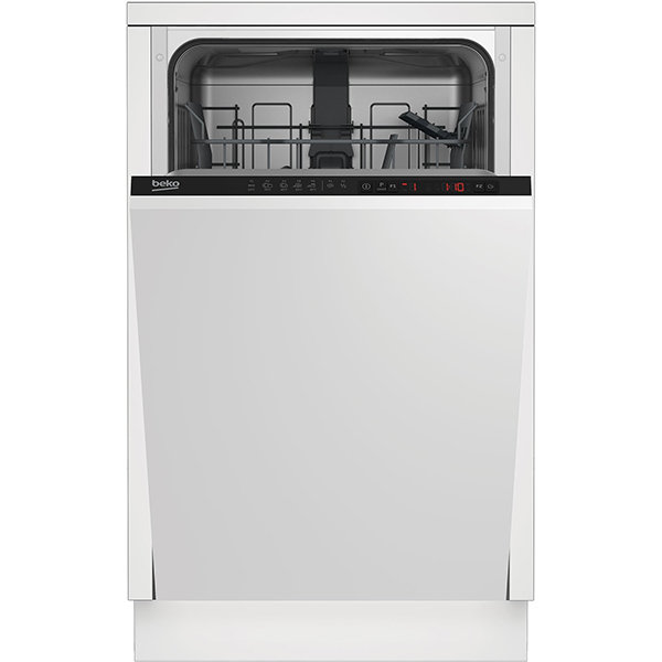 Masina de spalat vase incorporabila DIS25010 Clasa A+ 10 seturi Alb thumbnail