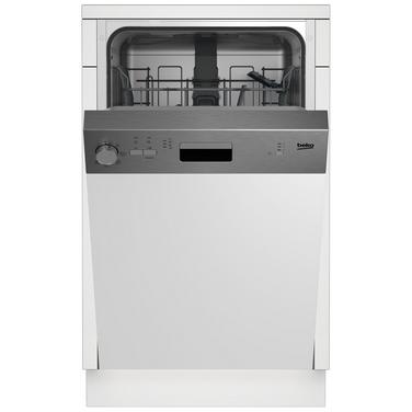Masina de spalat vase incorporabila Beko DSS05011X Clasa A+ 10 seturi Inox