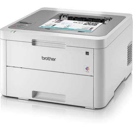 Imprimanta laser color Brother HL-L3210CW Wireless A4