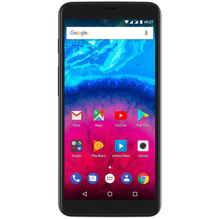 Smartphone Archos Core 55s 16GB 1GB RAM Dual Sim 4G Blue