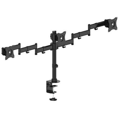 Suport pentru 3 monitoare Multibrackets 15 - 27 inch