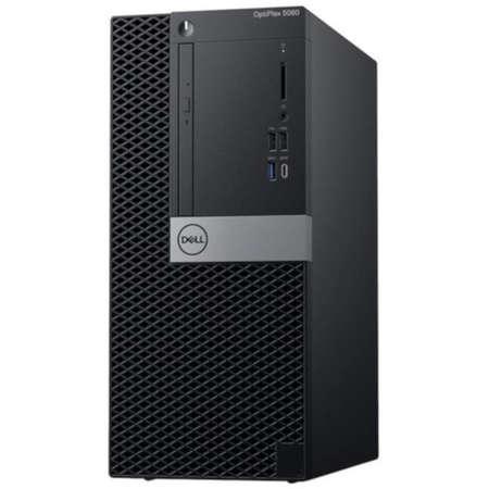 Sistem desktop Dell OptiPlex 5060 MT Intel Core i7-8700 8GB DDR4 1TB HDD Windows 10 Pro 3Yr BOS