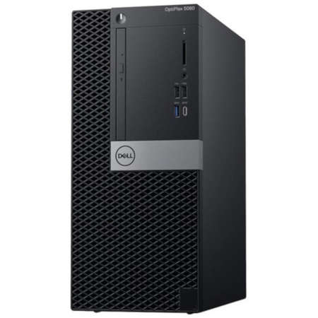 Sistem desktop Dell OptiPlex 5060 MT Intel Core i7-8700 8GB DDR4 512GB SSD Windows 10 Pro 3Yr BOS